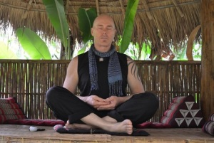 Douglas King inspirational yoga teacher