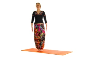 Standing pose can be of great benefit in yoga