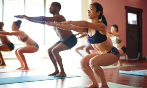 Bikram Yoga, low impactexercise, yoga for cardiovascular strength